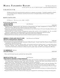 Paraprofessional Resume Sample by 06 22 10 Panameno Bailey Resume Tech Sourcer