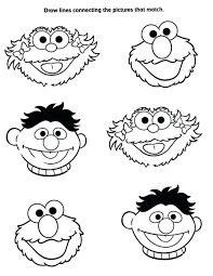 elmo face coloring pages free viewing gallery sesame street