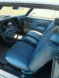 1970 Chevelle Interior Kit 1970 Chevelle 454 Ls6 Astro Blue Clean Title 2016 Tags For Sale