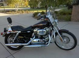 2006 harley davidson xl1200c sportster 1200 custom moto
