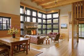 arts and crafts style homes interior design 15 rustic barn style homes photos architectural digest