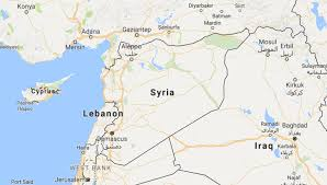 Syria On A Map by Study No Correlation Between Being Able To Locate Syria On Map