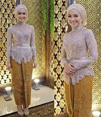 model baju kebaya muslim model baju kebaya muslim untuk pesta baju model terbaru 2017