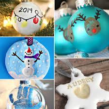 15 fingerprint and handprint ornaments cutesy crafts