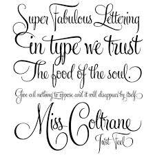 8 best images of cursive fonts typography vintage font styles