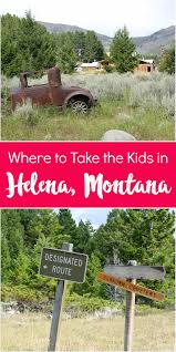 family vacation in helena montana