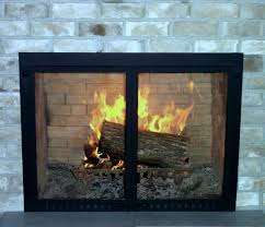 small glass fireplace doors u2014 kelly home decor how to buy glass