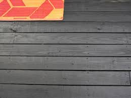 Pictures Of Painted Decks by How To Stain A Wooden Deck Hgtv