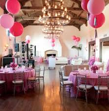 felici events breast cancer awareness mitzvah pink celebration theme