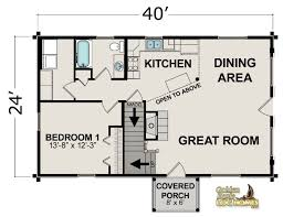 log cabin floor plans small basic log cabin floor plans