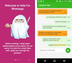 whats an apk hide for whats app apk version 1 2 9 hide