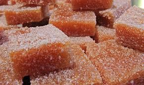 cuisiner des coings la saveur de noël est dans une pâte de coings orange et cannelle