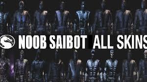 Noob Saibot Halloween Costume Mortal Kombat Xl Noob Saibot Mkxl Costume Skin Pc Mod Link