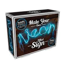 make your own light up sign make your own blue neon light make your own neon light and bring a