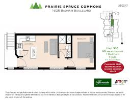 unit pricing and availability prairie spruce commons