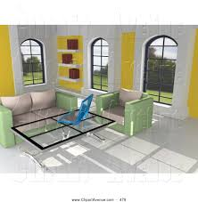 3d home interior royalty free room stock avenue designs
