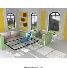 3d Home Interiors Royalty Free Interior Stock Avenue Designs
