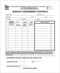 consignment inventory agreement template eliolera com
