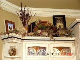 Above Kitchen Cabinet Decorations Kitchen Cabinet Decor Ideas Motauto Club