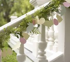 Easter Bunny Decorations Make by 107 Best Easter Garlands Images On Pinterest Easter Ideas