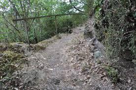 Bad Bertrich Auf Felsenpfaden Zu Den Steinzeithöhlen Und Zur Falkenlay In Bad