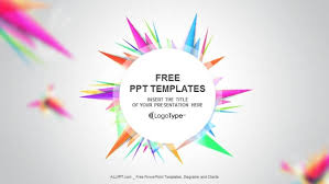 Abstract Triangle Ppt Templates Ppt Themes Free