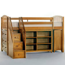 bunk beds full size loft beds with stairs bunk bed desk combo