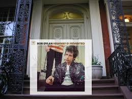 highway 61 revisited album cover location another side of bob