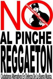 imágenes en contra de la mala musica (reggaeton)