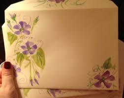 Decorated Envelopes Decorated Envelopes Etsy