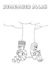 noon publications islamic coloring book arabic playground