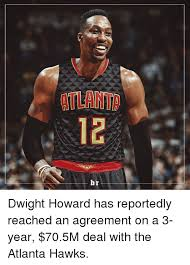Dwight Howard Meme - atlaintid 12 b dwight howard has reportedly reached an agreement