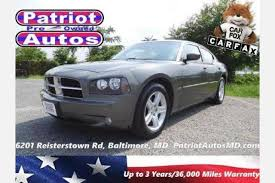 2009 used dodge charger used dodge charger for sale in baltimore md edmunds