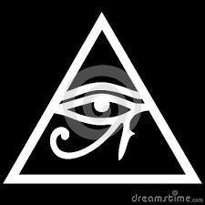 illuminati symbols illuminati symbols black clipart