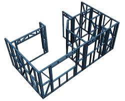 steel building drafting services perth action framing solution