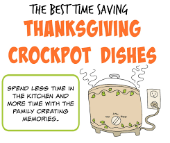 top cooker thanksgiving dishes