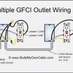 gfci outlet wiring diagram regarding gfci wiring diagram fuse
