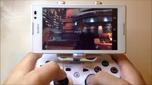 ps3 android diy gamepad holder youtube