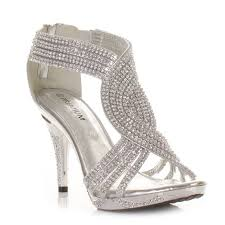 dressy shoes for wedding best 25 silver heels prom ideas on prom shoes silver
