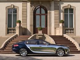 bugatti sedan bugatti galibier concept 2009 picture 2 of 35