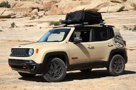 jeep renegade comanche pickup concept jeep renegade desert hawk moab easter jeep safari photo gallery