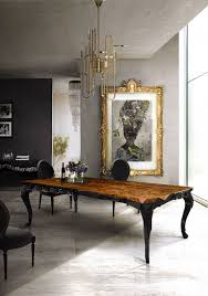 Dining Room Modern Chandeliers Grey Charcoal White Gold Gilded Black Chandelier Coffee