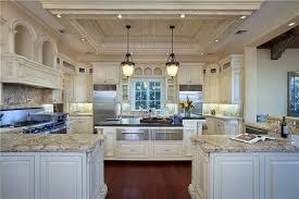 kitchen with island and peninsula kitchen peninsula kitchen traditional with range broken u