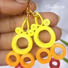 quiling earrings quilling earrings designs trendy quilling earring earrings