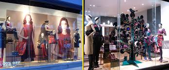 creative store window design consultants