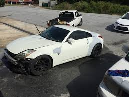 nissan 350z quarter panel replacement tyler coleman 350z repaint u2013 auto painting u0026 body