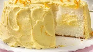 orange food cake recipe bettycrocker