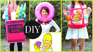 Halloween Costume Girls Diy Halloween Costumes Kids U0026 Teenagers Minute Ideas