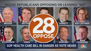 republican health care vote everything you need to know nbc news