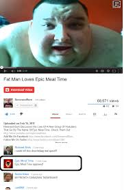 3 Approved Memes - comment on reverend burn s video epic meal time know your meme